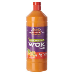 WOK RED CURRY