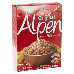 MUESLI ORIGINAL ALPS