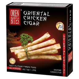 ORIENTAL CHICKEN CIGAR 20GR