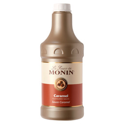 MONIN CARAMEL TOPPING