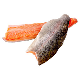 SALMON TROUT FILLET W/S LARGE
