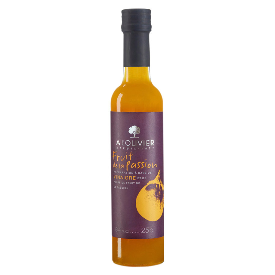 VINEGAR WITH PASSION FRUIT PULP