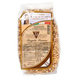 DURUM WHEAT SEMOLINA PASTA