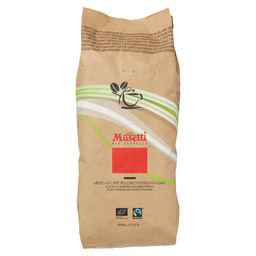 ROSTED FAIRTRADE AND ORGANIC COFFEE BEAN