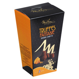 TRUFFEL ORGANIC - ORANGE