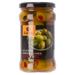 GREEN OLIVES STUFFED W/ NATURAL PIMENTO