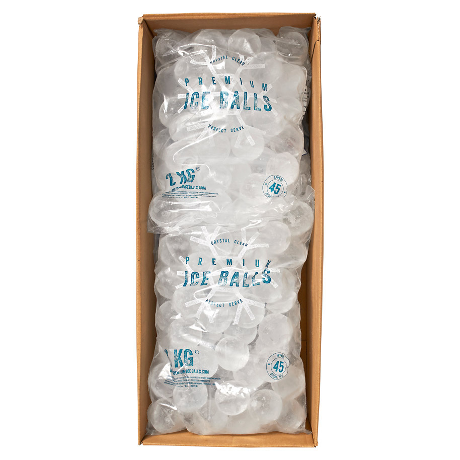 ICE BALLS PREMIUM 45 PIECES