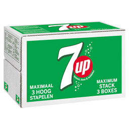 SEVEN-UP REGULAR POSTMIX  VERV. 2200100