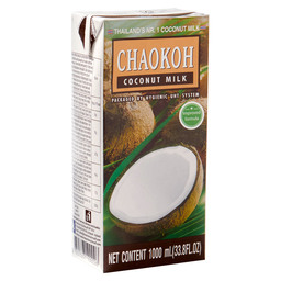 COCONUT MILK CHAO KOH