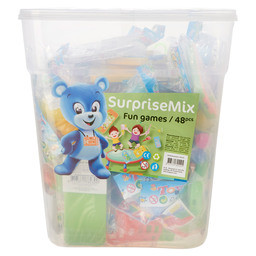 SURPRISE MIX FUN GAMES