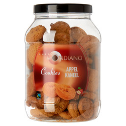 COOKIE JAR APPLE/CINNAMON