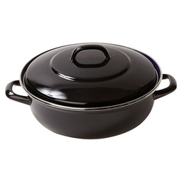 FRYING PAN 30 CM 5 L FORTALIT