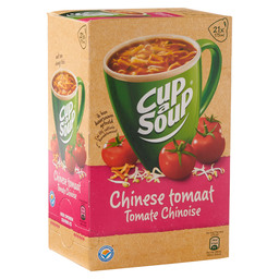 TOMATO SOUP CHINESE CUP A SOUP CATERING