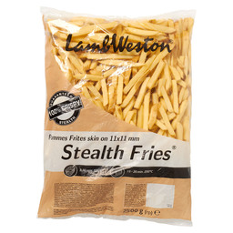 STEALTH FRITES 11X11MM SKIN-ON