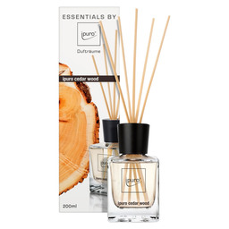 FRAGRANCE DIFFUSER CEDAR WOOD