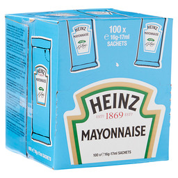 MAYONAISE SACHETS 17ML