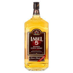 LABEL 5 SCOTCH WHISKY 150 CL