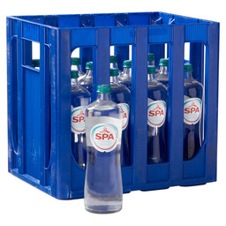 SPA FINESSE 75CL TAFELWATER