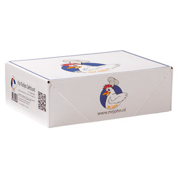 KIP KLUIFJES FRIED CHICKEN 2X1KG MR JOHN