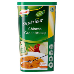 GROENTENSOEP CHINESE SUPERIEUR INTERNA