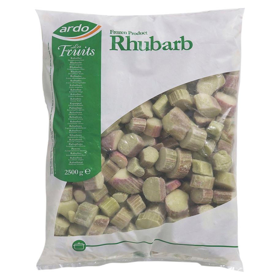 RHUBARB 1-2CM GOLIATH XRA610