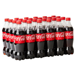 COCA COLA REGULAR 50CL PET