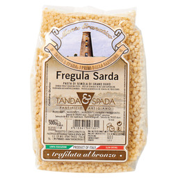 FREGULA TRADITIONAL