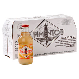 PIMENTO 250ML SPARKLING SOFT DRINK