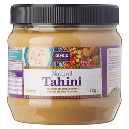 TAHINI NATUREL SESAME SEEDS PASTE ALFEZ