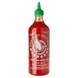 CHILISAUCE SRIRACHA FLYING GOOSE