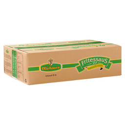 FRITESSAUS 35% SAUSKING BAG-IN-BOX