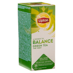 TEA GREEN LIPTON FGS