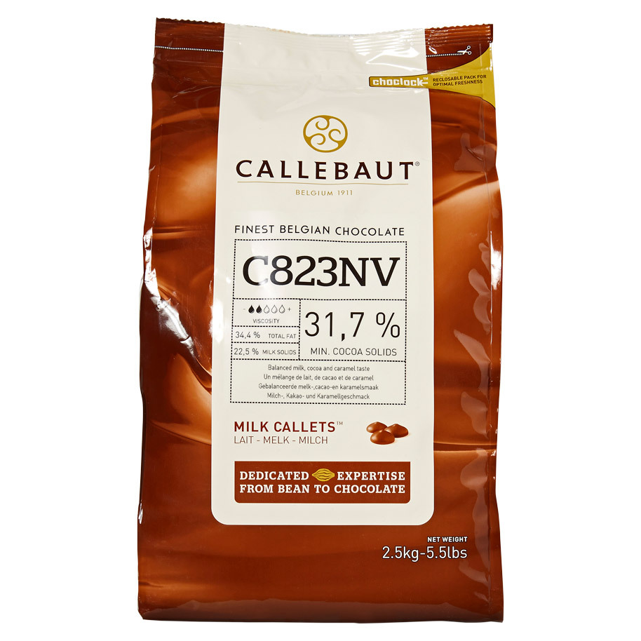 CALLETS MELK  SELECT 31,7% CACAO