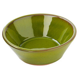 BOWL CONICAL  Ø11 X 4 CM GREEN