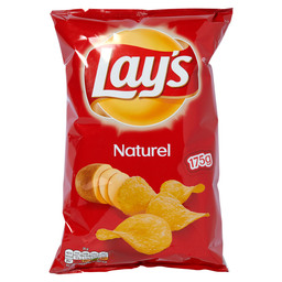 CHIPS NATUREL LAY'S