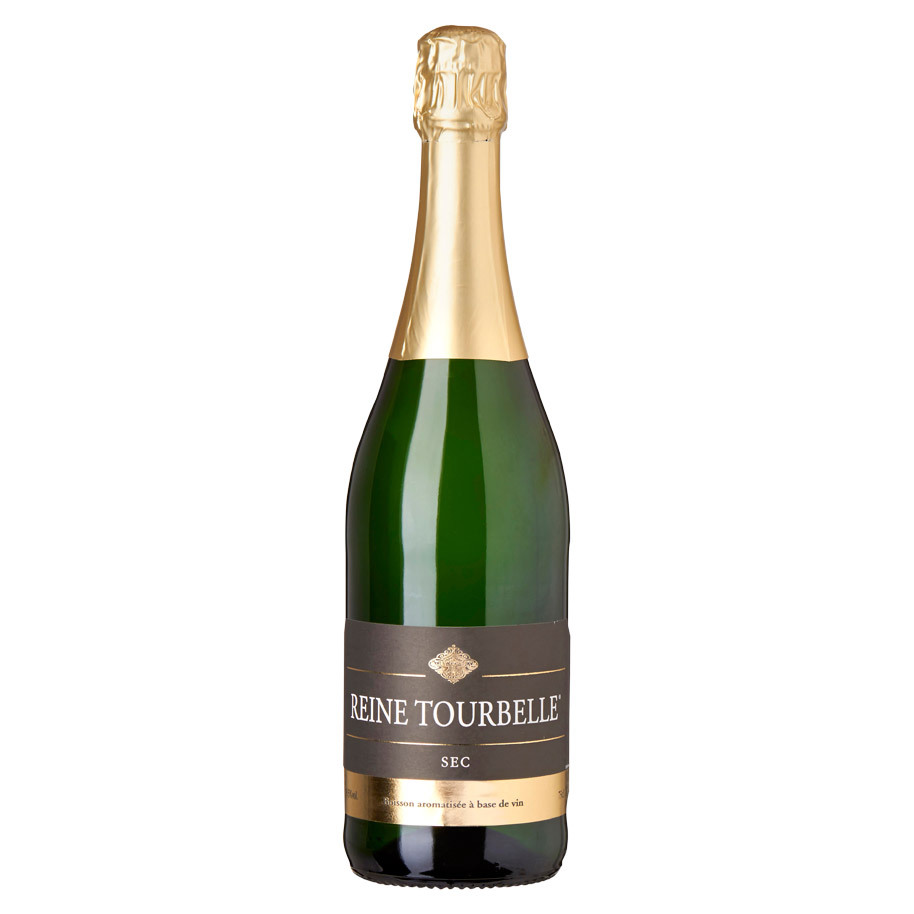 REINE TOURBELLE SPARKLING WINE COCKTAIL