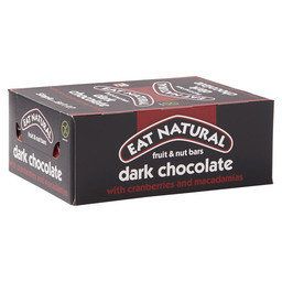 EAT NATURAL BAR 45GR CRANB/MACADAMIA/CHO