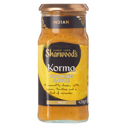 KORMA CURRY SAUS