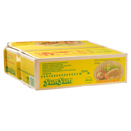 INSTANT NOODLES CHICKEN 60GR
