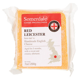 RED LEICESTER SOMERDALE TERRITORIALS
