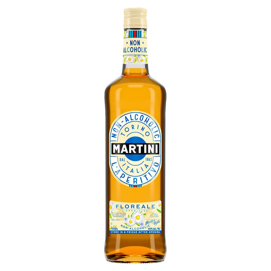 MARTINI FLOREALE 75CL ALCOHOLVRIJ
