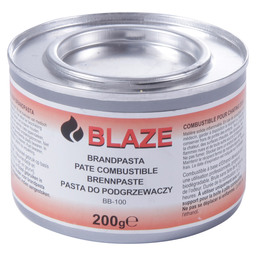 FUEL PASTE BL. BLAZE APP. 2.5 HOUR