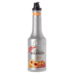 MONIN PUREE PEACH