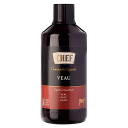 CHEF LIQUID CONCENTRATE KALF