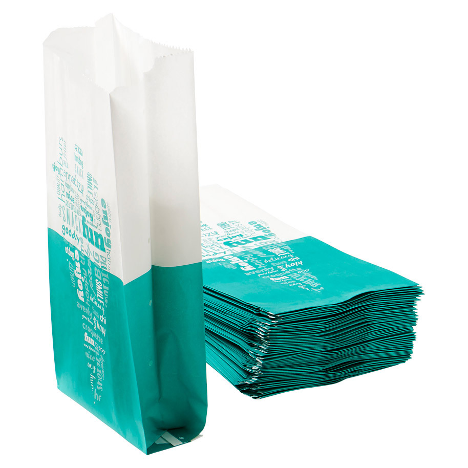 SNACK BAG 1 POUND COLOUR-NR.27 GREEN