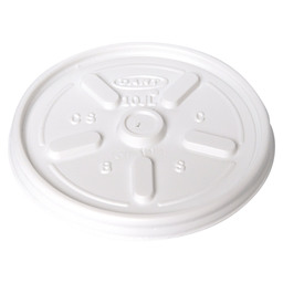 LID FOR FOAM BEAKERS PS 295ML