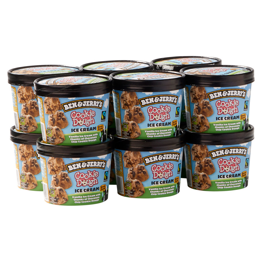 GLACE COOKIE DOUGH 150 ML BEN & JERRY