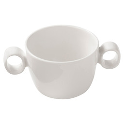 SOUP BOWL 30CL LUX OFF WHITE
