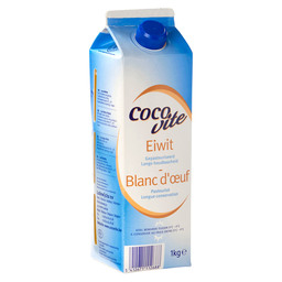 EGG WHITE COCOVITE