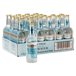 MEDITERRANEAN TONIC FEVER TREE 20CL